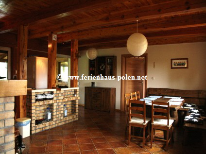 ferienhaus polen ferienhaus in domyslow an der ostsee. Black Bedroom Furniture Sets. Home Design Ideas