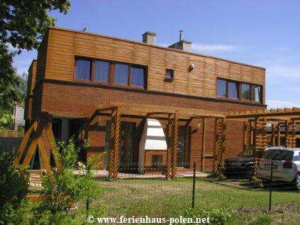 ferienhaus polen ferienhaus in sarbinowo an der ostsee. Black Bedroom Furniture Sets. Home Design Ideas